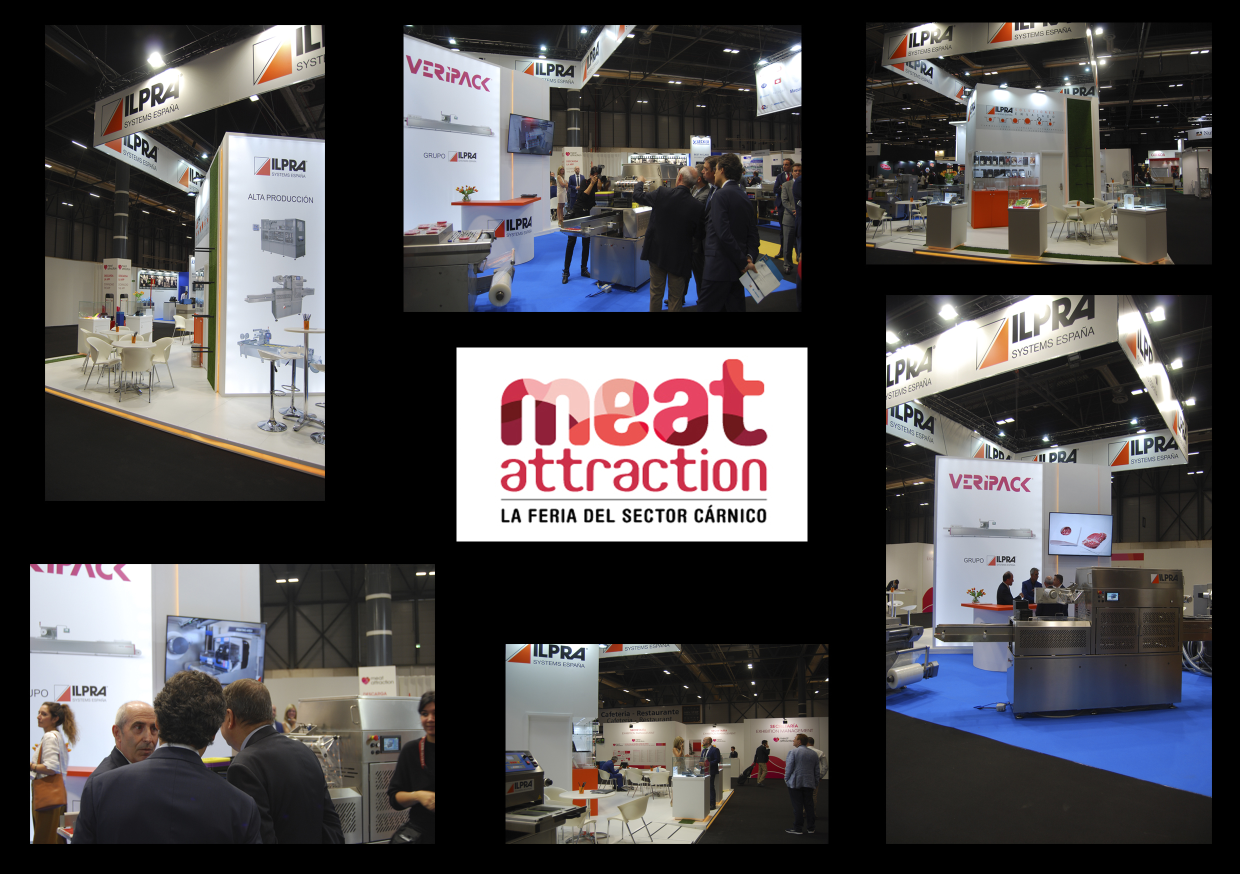 ÉXITO DE CONVOCATORIA EN MEAT ATTRACTION 2019